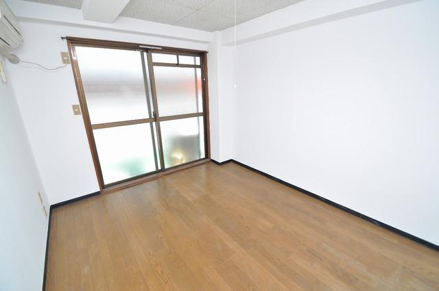 プレアール菱屋西 明るいお部屋はゆったりとしていて、心地よい空間です