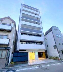 リライア阪東橋WESTの外観画像