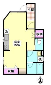 マロニエフラット 102号室