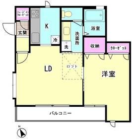 大井4256 201号室
