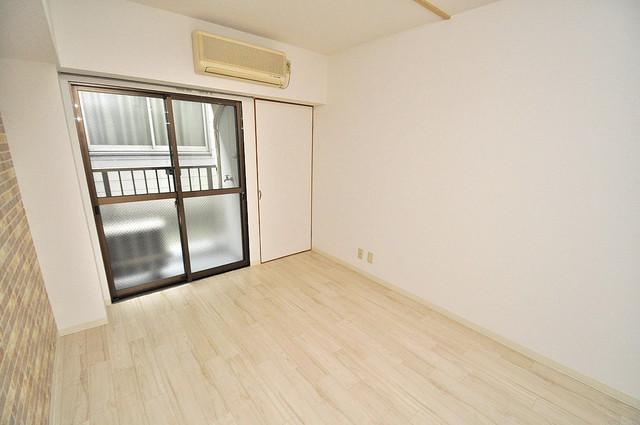 金沢ビル 白を基調とした内装でおしゃれで、落ち着ける空間です。