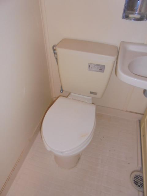 パークサイドハウストイレ