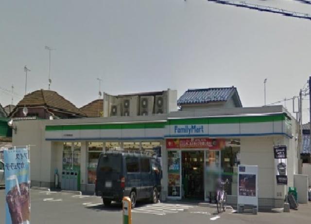 ファミリーマート八王子陣馬街道店