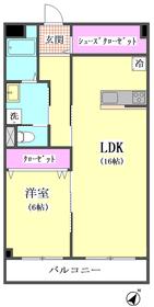 シャトー富士 403号室