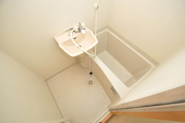 CITY SPIRE布施(ラグゼ布施) 機能的に作られたバスルームはトイレと別々なので、広々としていますね。