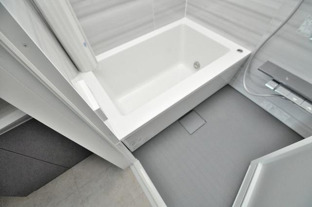 プレミアム菱屋西 一日の疲れを洗い流す大切な空間。ゆったりくつろいでください。