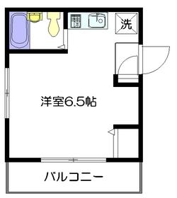 エルサージュ3階Fの間取り画像