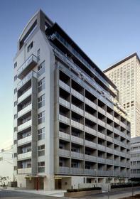 三田駅 徒歩4分外観