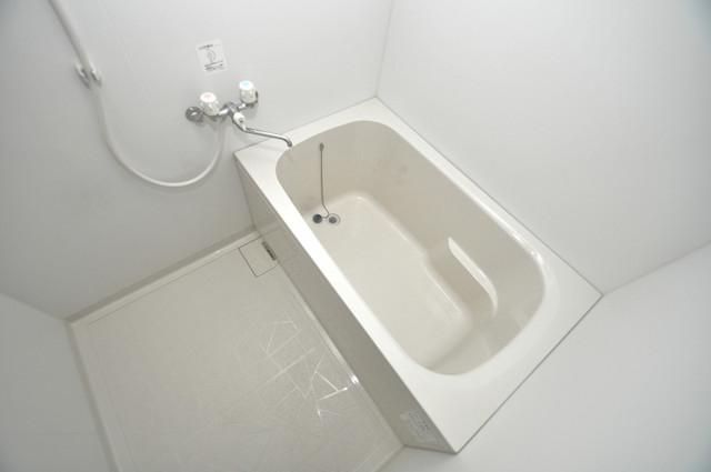 グランドール北巽 足が伸ばせる広い浴槽はナイスですね!