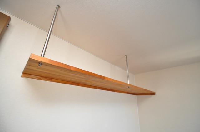 グランドール永和 吊り戸棚付きで収納力バツグンです。