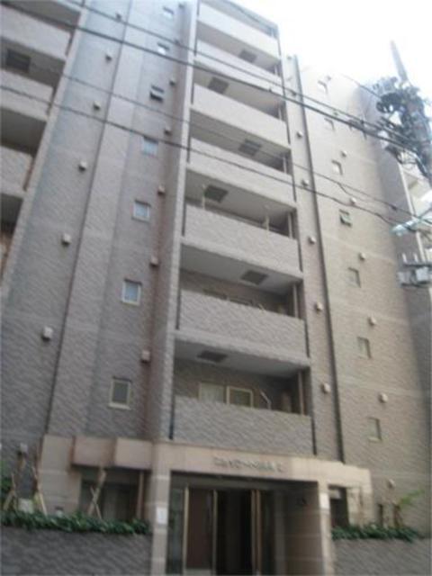 スカイコート日本橋第2の外観画像