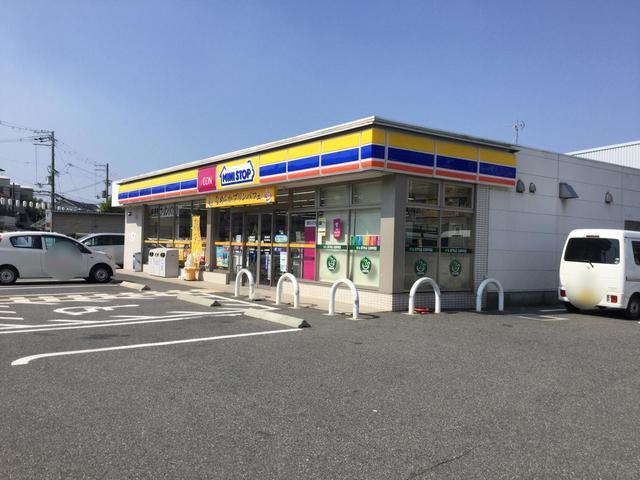 ミニストップ堺津久野町店