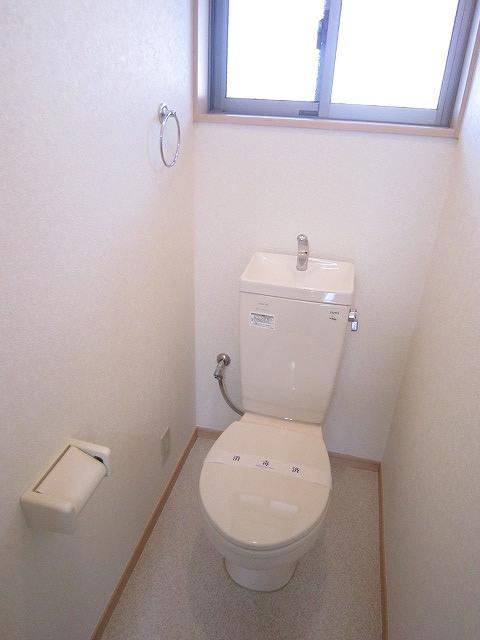 堀井アパートトイレ