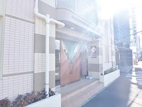 アルシオン聖蹟桜ヶ丘エントランス