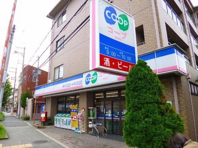 コープミニ 上池田店