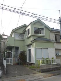 久米川町H邸貸家の外観画像