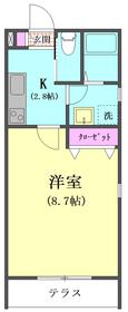 fluss・N 101号室