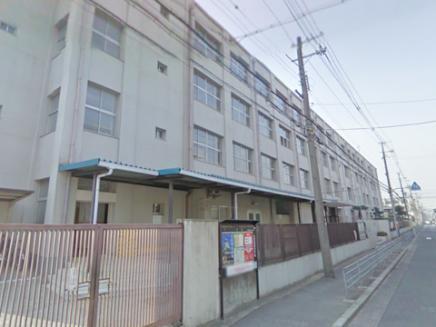ローズガーデンCOMO 大阪市立加美北小学校