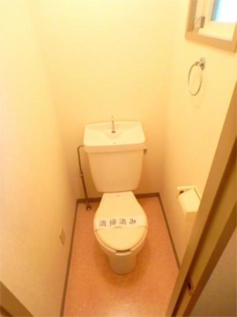 グレーストイレ