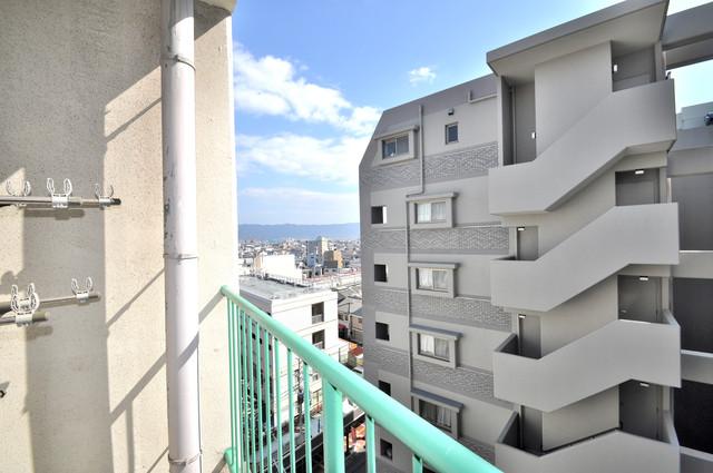 小阪ビル 見晴らしもとっても良いですね。