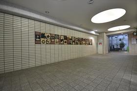 五反田駅 徒歩5分エントランス