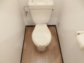 トイレとお風呂は別々です☆