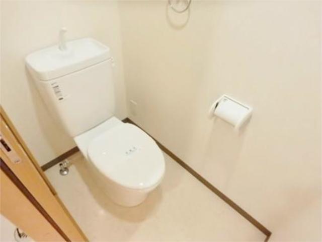アルベールFトイレ