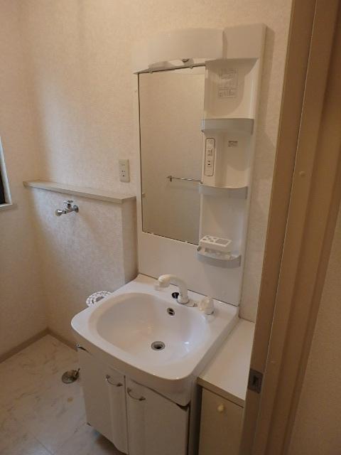 ペルレタウン洗面所
