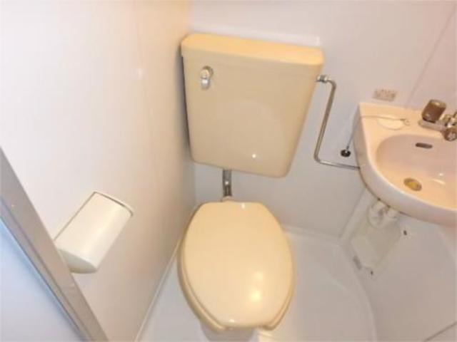 TRYプラザトイレ
