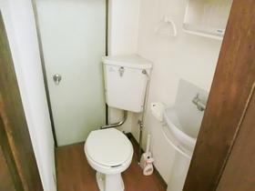 きれいなトイレです☆