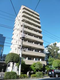 スカイコート神楽坂壱番館の外観画像
