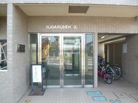 スカイコート戸田公園第3エントランス