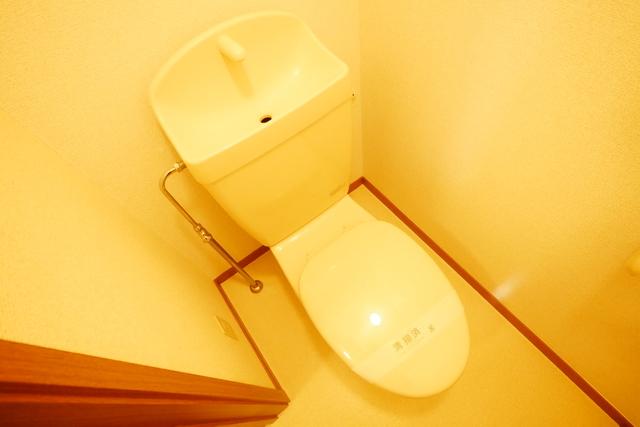 アラモードBトイレ