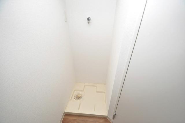 Blue Star G1(ブルースター) 嬉しい室内洗濯機置場。これで洗濯機も長持ちしますね。