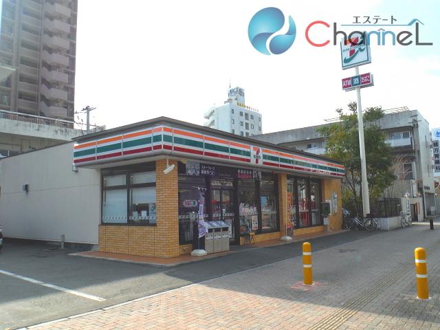 セブンイレブン久留米荘島町店