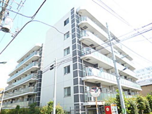 地下鉄成増駅 徒歩3分外観