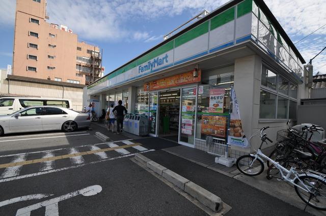 M'プラザ布施弐番館 ファミリーマート東大阪足代北一丁目店