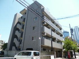 スカイコート新宿新都心第2の外観画像