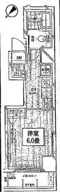 スパシエ横浜吉野町ステーションプラザ3階Fの間取り画像