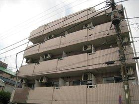 スカイコート横浜大口2の外観画像