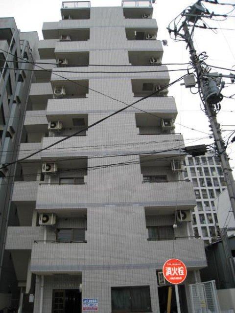 スカイコート川崎5外観