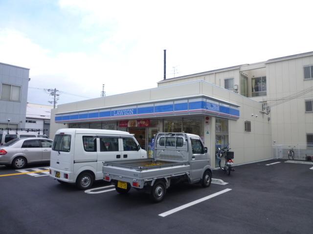 ウェール ローソン生野巽東三丁目店