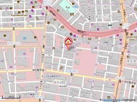 小川町駅 徒歩6分案内図