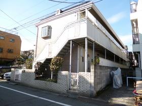 武蔵小山駅 徒歩4分の外観画像