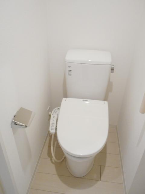 ビバリーホームズ赤塚公園Ⅱトイレ