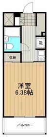 湘南ファーストライフ2階Fの間取り画像