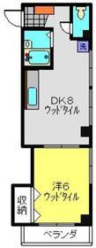 武蔵中原駅 徒歩25分3階Fの間取り画像