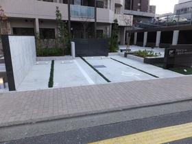 スカイコート品川パークサイド2駐車場