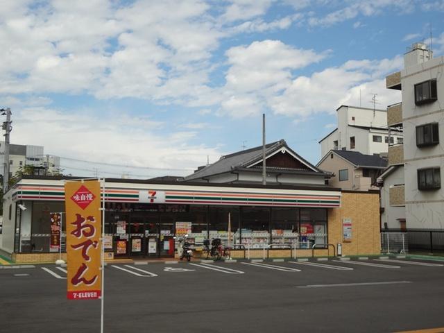 ソレアード三貴 セブンイレブン東大阪中小阪5丁目店
