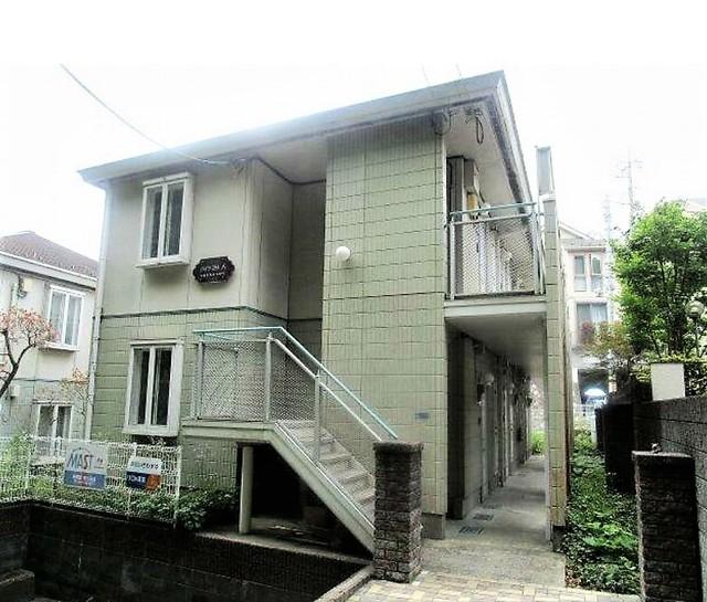 生田駅 徒歩12分の外観画像